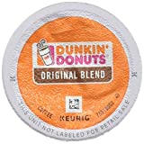 Dunkin Donuts Original Blend Coffee K-Cups, 16 Count