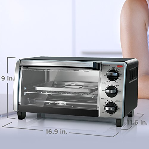 Black And Decker Natural Convection Toaster Ovens