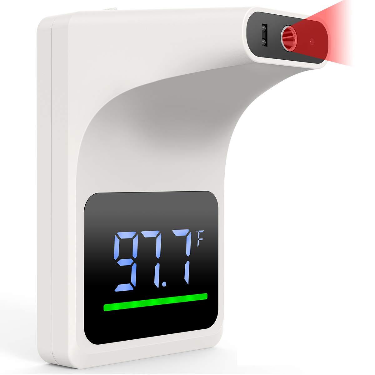 termometro de pared infrarrojo automatico importado