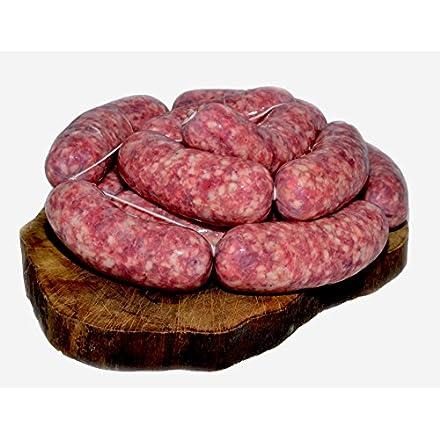 Salsiccia fresca Toscana perfetta per il barbecue