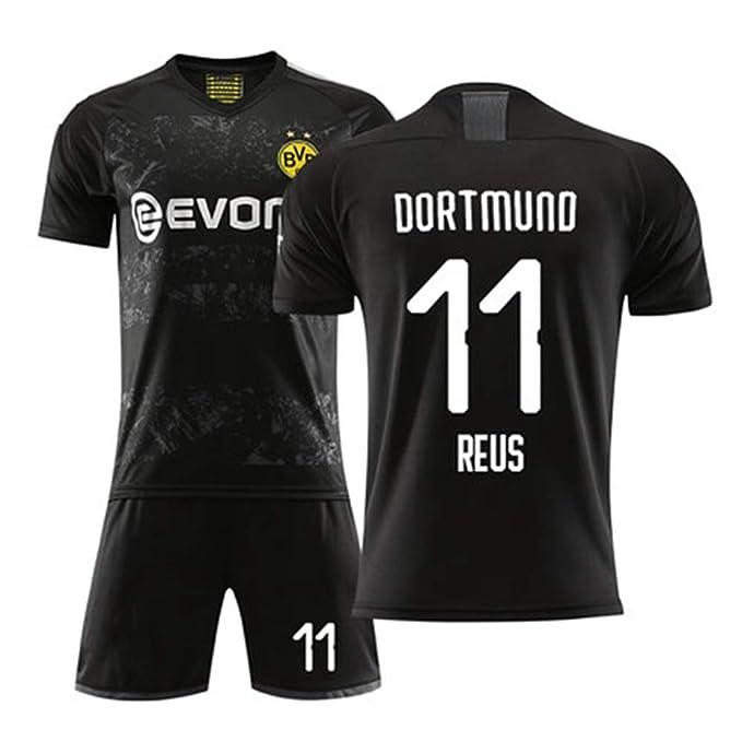 HS-FWJ.HW Marco Reus NO.11 BVB Borussia Dortmund Camiseta de ...