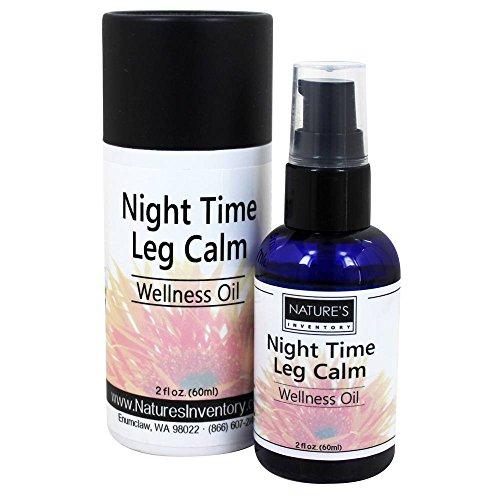 Nature's Inventory Night Time Leg Calm Wellness Oil