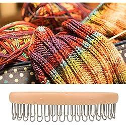 Sock Knitting Machine Household Weaving Knitting Loom DIY Craft Board Knit Machine Beginners Knitting Tools