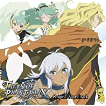 TALES OF PHANTASIA X ORIGINAL SOUNDTRACK(2CD) by GAME MUSIC(O.S.T.) (2010-08-18)