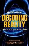 Decoding Reality, Vlatko Vedral, 0199695741