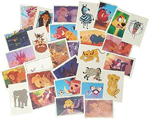Bulk Buy: Lot of 24 Panini Packages of Disney's Lion King -