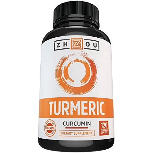 Turmeric Curcumin Bioperine%C2%AE Support Mobility