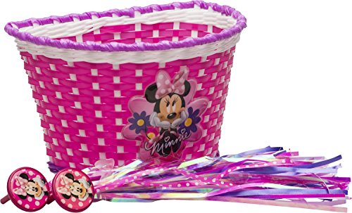 Bell Minnie Mouse Basket/Streamer Custom
