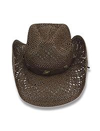 AccessHeadwear Old Stone Lacey Women's Cowboy Drifter Style Hat