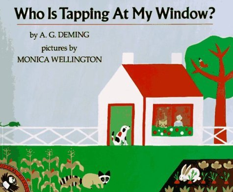 Who Is Tapping at My Window? (Picture Puffins) by Deming A. G. (1994-01-01) Paperback (Who Is Tapping At My Window)