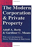img - for The Modern Corporation and Private Property book / textbook / text book