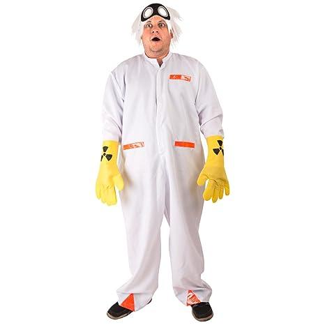Très Amazon.com: Adult Time Travel Doc Costume: Clothing UH39