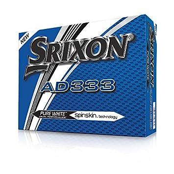 Srixon AD333 Golf Balls 2017 12-Pack