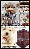 10 thermomix dog dinners treats bonus 5 free extra recipes volume 1