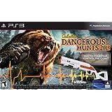 Cabela's Dangerous Hunts 2013 with Gun - Playstation 3
