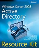 img - for Windows Server 2008 Active Directory Resource Kit by Stan Riemer (2008-03-07) book / textbook / text book
