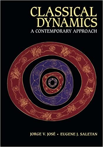Classical Dynamics: A Contemporary Approach by Jorge V. Jos?de?ed??? (1998-08-13)