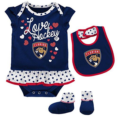 OuterStuff NHL Florida Panthers Newborn & Infant