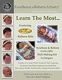 Excellence in Reborn Artistryt, Jeannine M. Holper, 0615177026