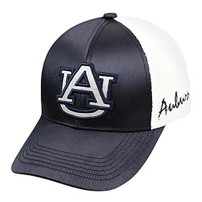 Women's Auburn University Tigers Satina Adjustable Cap by Top of the World