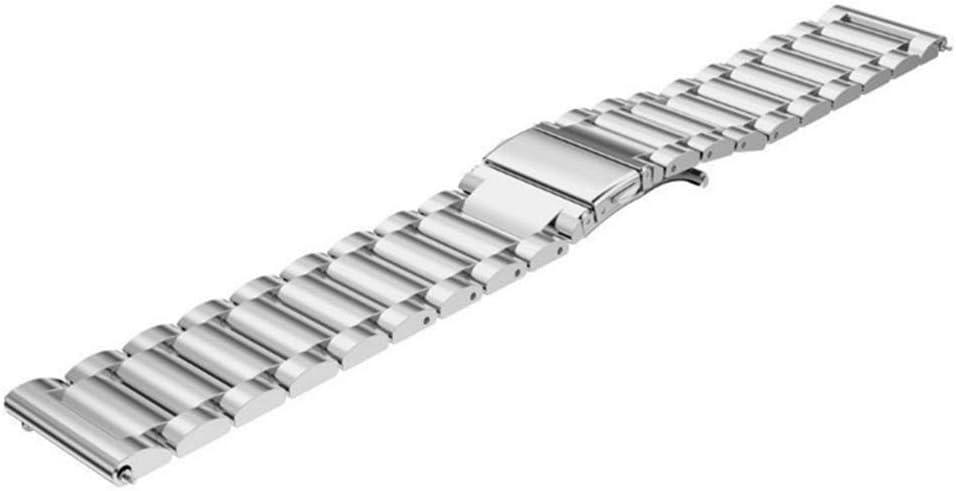 NNWKLLT .Para Samsung Gear S2 / S3.20Mm 22Mm Correa De Reloj De Acero Inoxidable