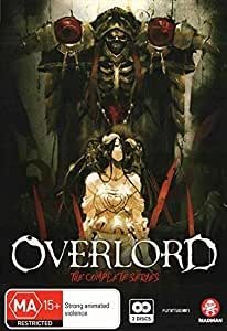 Overlord Complete Series (DVD)