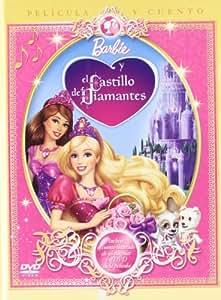Barbie y el Castillo de Diamantes [DVD]