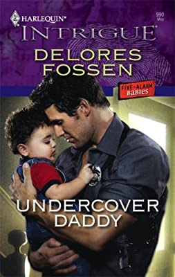 Undercover Daddy (Five-Alarm Babies)