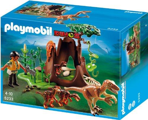 velociraptor playmobil