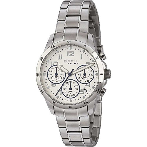 BREIL Watch Tribe Circuito Male Chronograph White - EW0380