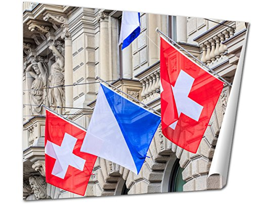 ashley-giclee-facade-of-the-credit-suisse-building-decorated-with-flags-20x25-print