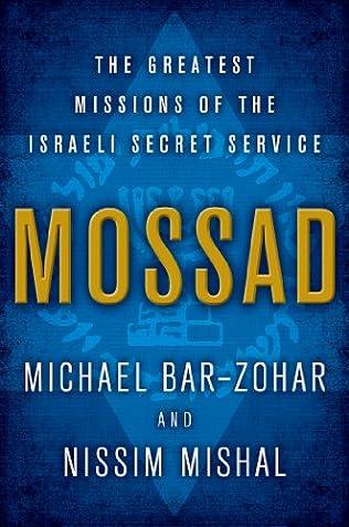 book cover of Mossad