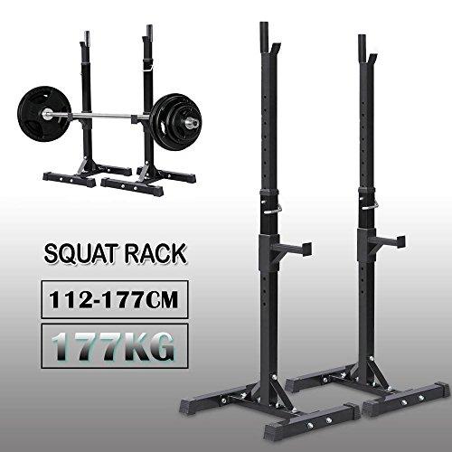 rack squat - 1