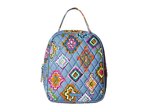 (Vera Bradley Women's Lunch Bunch Painted Medallions One Size)