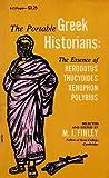 Greek Historians, M. I. Finley, 0670010650