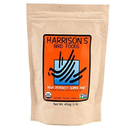 Harrison's High Potency 1lb ... (Harrisons Fine Food Bird Super)
