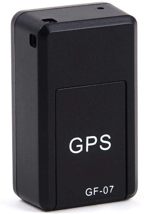 Originaltree GF07 - Dispositivo de rastreo magnético para coche con GPS antipérdida, rastreador de rastreo y rastreo de dispositivos anticaídas
