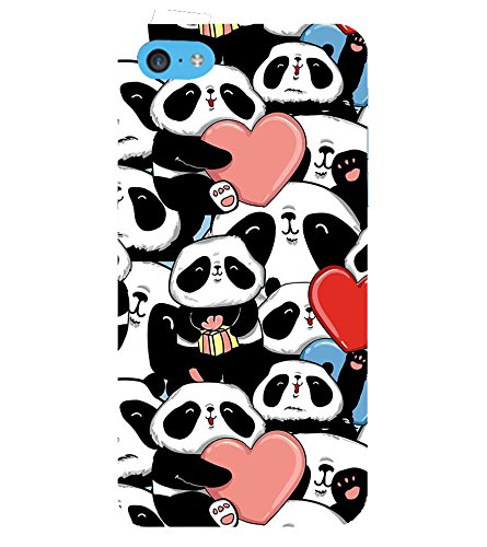 Apple iPod Touch 6 Printed Case Cover by Fiobs