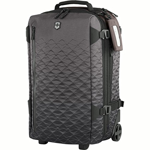 - Victorinox Vx Touring Wheeled 2-in-1 Backpack Carry On, Anthracite