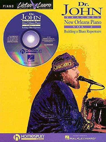Dr. John Teaches New Orleans Piano - Volume - Teaches Piano New John Dr Orleans