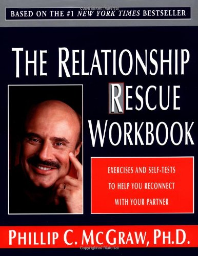 The Relationship Rescue Workbook: A Seven Step Strategy For Reconnecting with Your Partner cover