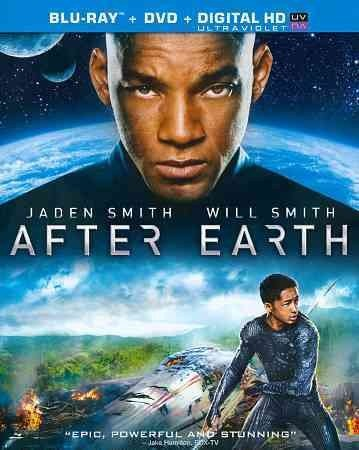 AFTER EARTH (BLU-RAY/DVD COMBO/ULTRAVIOLET/2 DISC/WS 2.40/DD5.1/ENG/1.33) AFTER