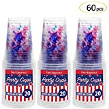 Party Essentials Soft Plastic 16-Ounce Printed