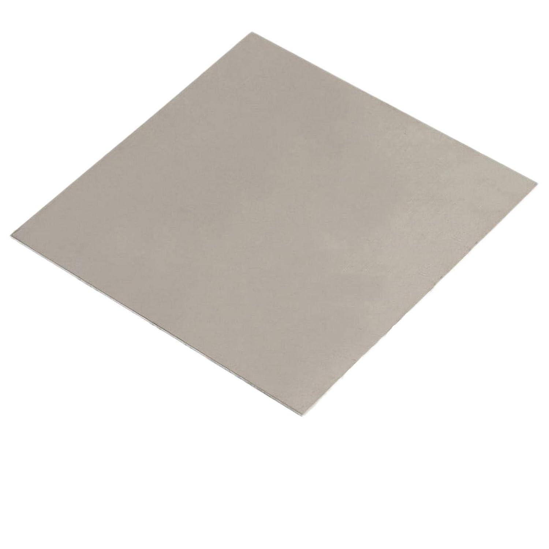 0 4mm x 200mm x 200mm Titanium Plate Ti Titan TC4 Gr5 Plate Sheet