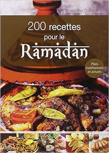 200 recettes pour le Ramadan pdf