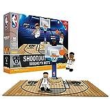 Brooklyn Nets OYO Sports NBA Court Shootout Set 61PCS with 2 MInifigures