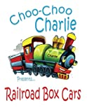 Choo-Choo Charlie Presents Railroad Box Cars
