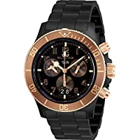Glycine Combat Stainless Steel Case Swiss Quartz Men's Bracelet Watch
