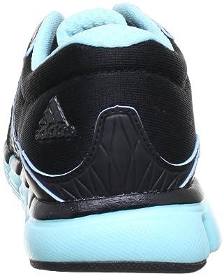 various colors 672d8 9376c adidas CC Chill W Q22809, Damen Laufschuhe, Schwarz (Black 1  Black 1   Blue Zest S13), EU 44 23 (UK 10) Amazon.de Schuhe  Handtaschen