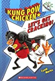img - for Let's Get Cracking! (Turtleback School & Library Binding Edition) (Kung Pow Chicken) book / textbook / text book